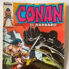 Cómics: CONAN EL BÁRBARO VOL1 #3 FÒRUM 1ª EDICIÓN. Lote 274173988