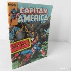Cómics: CAPITÁN AMERICA Nº 11 ESPECIAL NAVIDAD - COMICS FORUM-1985. Lote 274175058