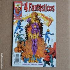 Cómics: LOS 4 FANTASTICOS, Nº 11. FORUM. LITERACOMIC. Lote 274182418