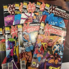 Comics : PROYECTO EXTERMINIO. COLECCIÓN COMPLETA. 9 EJEMPLARES. FORUM. Lote 274206148