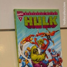 Cómics: BIBLIOTECA MARVEL EXCELSIOR HULK Nº 7 - FORUM OFERTA. Lote 274261943