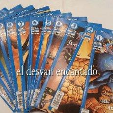 Cómics: LOS CUATRO FANTASTICOS. FORUM. LOTE 12 NOS (1 AL 12). Lote 274325558