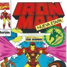 Cómics: IRON MAN VOLUMEN II, COMPLETA, 15 NÚMEROS. Lote 274364888
