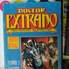 Cómics: DOCTOR EXTRAÑO. HECHICERO SUPREMO RITO FINAL (RETAPADO DE 8 NÚMEROS). Lote 274375553