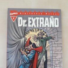 Cómics: BIBLIOTECA MARVEL. DR. EXTRAÑO TOMO 2. EXCELENTE ESTADO. Lote 274385428