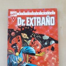 Cómics: BIBLIOTECA MARVEL. DR. EXTRAÑO. TOMO 3. EXCELENTE ESTADO. Lote 274385593