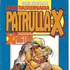 Cómics: OBRA COMPLETA LA EXTRAORDINARIA PATRULLA-X, X-FACTOR,. Lote 274400173