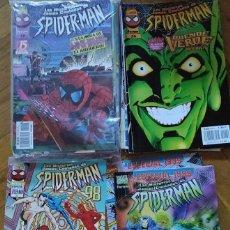 Comics: SPIDERMAN LAS HISTORIAS JAMÁS CONTADAS 01 A 26 (COMPLETA) + 3 ESPECIALES. FORUM. Lote 274439953