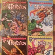Comics : (RESERVADO) BIBLIOTECA MARVEL: LOS 4 FANTASTICOS N°22, 23, 24, 25 -FORUM-. Lote 274636003