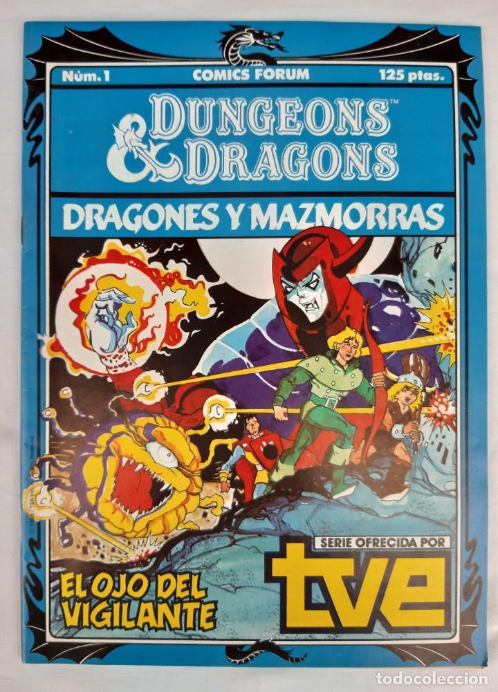 COMICS NUMEROS 1 EDITA COMICS FORUM. 14 EJEMPLARES (Tebeos y Comics - Forum - Otros Forum)