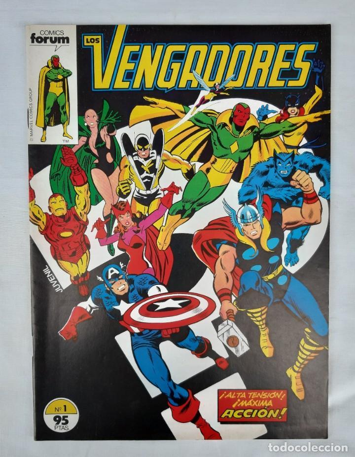 Cómics: COMICS NUMEROS 1 EDITA COMICS FORUM. 14 EJEMPLARES - Foto 2 - 274852588
