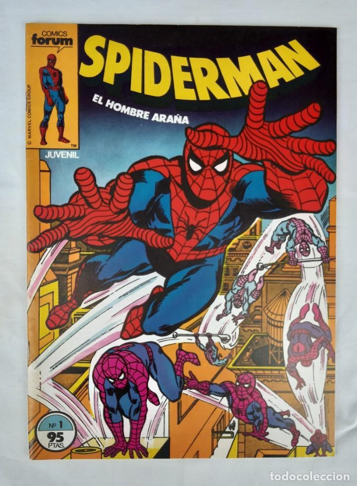 Cómics: COMICS NUMEROS 1 EDITA COMICS FORUM. 14 EJEMPLARES - Foto 3 - 274852588