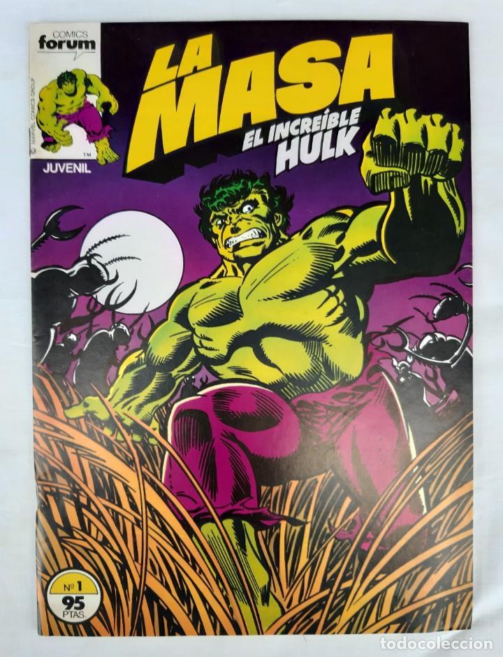 Cómics: COMICS NUMEROS 1 EDITA COMICS FORUM. 14 EJEMPLARES - Foto 4 - 274852588