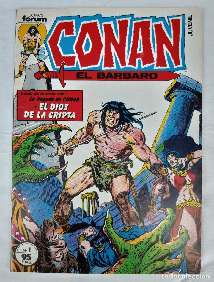Cómics: COMICS NUMEROS 1 EDITA COMICS FORUM. 14 EJEMPLARES - Foto 5 - 274852588