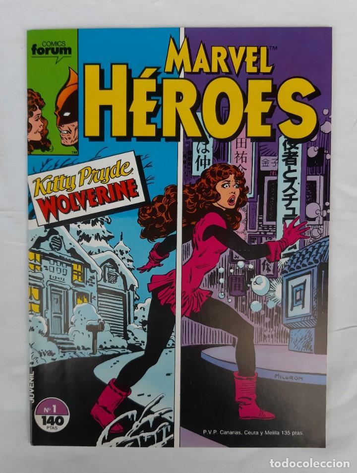 Cómics: COMICS NUMEROS 1 EDITA COMICS FORUM. 14 EJEMPLARES - Foto 8 - 274852588