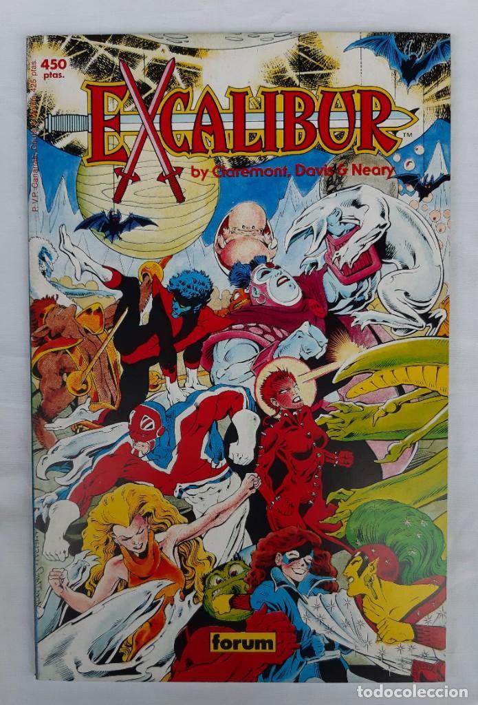 Cómics: COMICS NUMEROS 1 EDITA COMICS FORUM. 14 EJEMPLARES - Foto 11 - 274852588