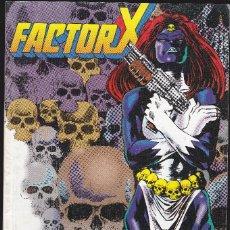 Cómics: FACTOR-X - VOL 1 - Nº 91 DE 94 - VENGANZA PROMETIDA - FORUM -. Lote 274861738