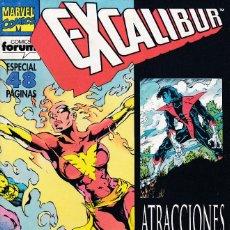 Comics: EXCALIBUR - VOL 1 - Nº 65 DE 80 - ATRACCIONES FATALES FINAL: EL REGRESO DE UN CAMARADA.. ¡ - FORUM -. Lote 274862258