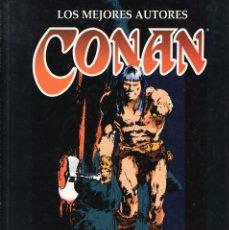 Fumetti: LOS MEJORES AUTORES CONAN Nº 2 NEAL ADAMS - BUEN ESTADO. Lote 274878368