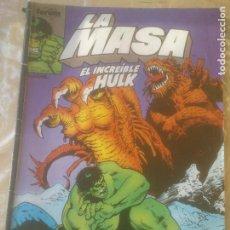 Cómics: LA MASA. Nº 40. Lote 275064273