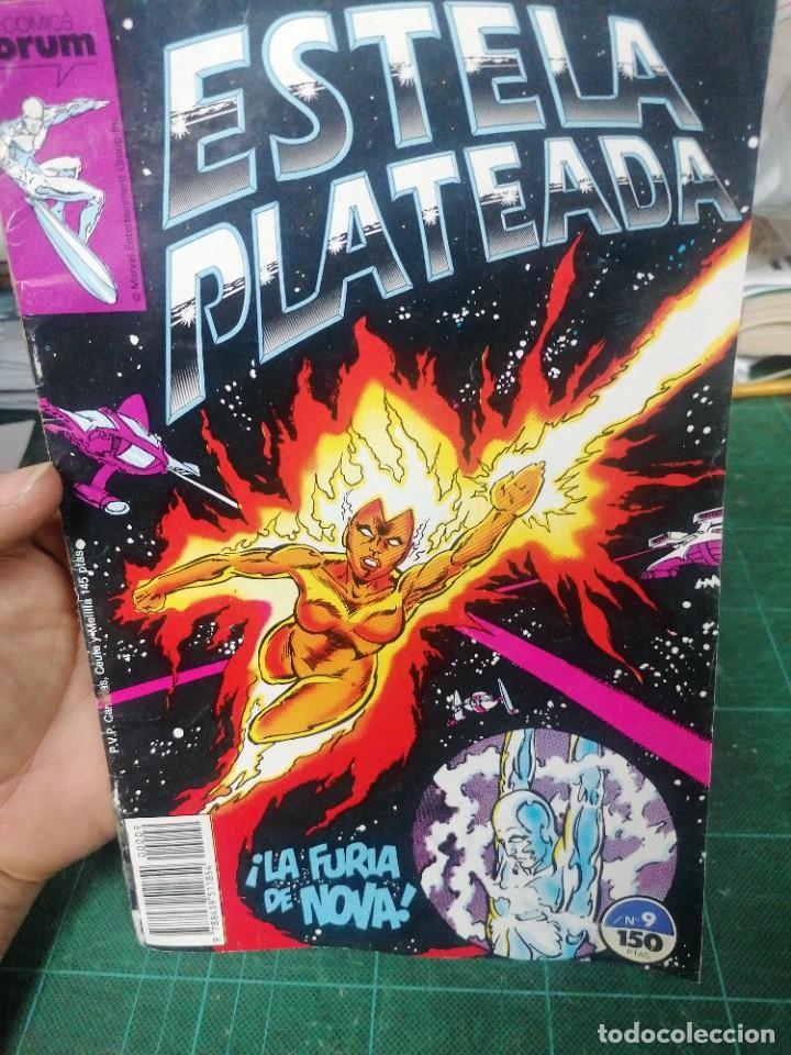 ESTELA PLATEADA. N. 9 (Tebeos y Comics - Forum - Silver Surfer)
