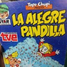 Comics : LA ALEGRE PANDILLA. N. 4. Lote 275258023