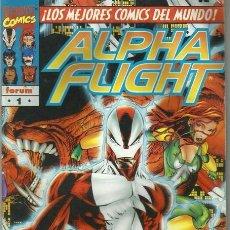 Cómics: ALPHA FLIGHT VOL 2 Nº 1. Lote 275298618
