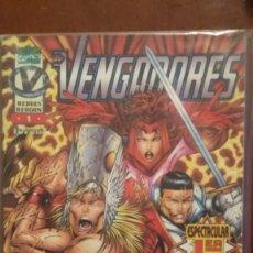 Cómics: VENGADORES #1 HEROES REBORN. Lote 275307978