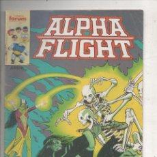 Cómics: ALPHA FLIGHT Nº 34 - FORUM. Lote 275316603
