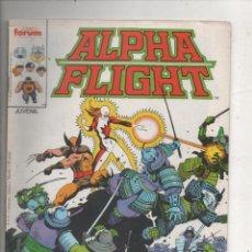 Cómics: ALPHA FLIGHT Nº 33 - FORUM. Lote 275316673