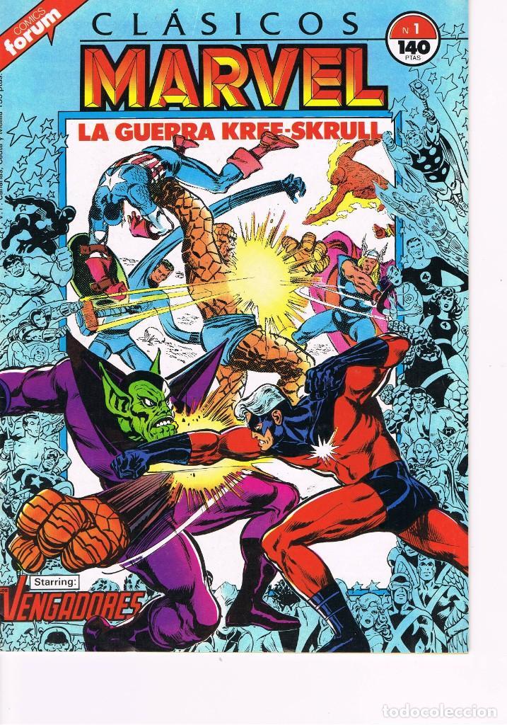 Cómics: COMICS NUMEROS 1 EDITA COMICS FORUM. 14 EJEMPLARES - Foto 14 - 274852588