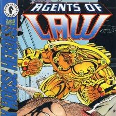 Comics : AGENTS OF LAW Nº 2 - FORUM - MUY BUEN ESTADO - SUB02Q. Lote 275508838