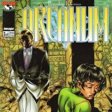 Cómics: ARCANUM Nº 3 - FORUM - MUY BUEN ESTADO - SUB02Q. Lote 275509953