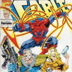 Comics : CABLE VOL. 1 Nº 13 - FORUM - BUEN ESTADO - SUB02Q. Lote 275532903