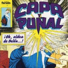 Cómics: CAPA Y PUÑAL Nº 8 - FORUM - BUEN ESTADO - SUB02Q. Lote 275534723