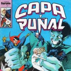 Comics : CAPA Y PUÑAL Nº 11 - FORUM - ESTADO NORMAL - SUB02Q. Lote 275535808