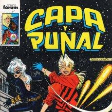 Comics : CAPA Y PUÑAL Nº 13 - FORUM - ESTADO NORMAL - SUB02Q. Lote 275536303