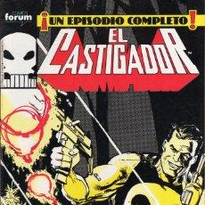 Cómics: EL CASTIGADOR Nº 2 - FORUM - ESTADO NORMAL - SUB02Q. Lote 275537038