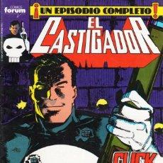 Comics : EL CASTIGADOR Nº 5 - FORUM - BUEN ESTADO - SUB02Q. Lote 275537758
