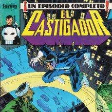 Comics : EL CASTIGADOR Nº 7 - FORUM - BUEN ESTADO - SUB02Q. Lote 275538178