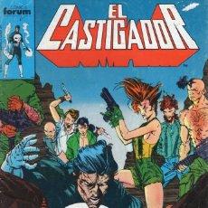 Cómics: EL CASTIGADOR Nº 14 - FORUM - ESTADO NORMAL - SUB02Q. Lote 275538673