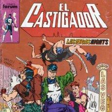 Cómics: EL CASTIGADOR Nº 23 - FORUM - ESTADO NORMAL - SUB02Q. Lote 275539313