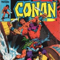 Cómics: CONAN EL BARBARO Nº 153 - FORUM - MUY BUEN ESTADO - SUB02Q. Lote 275553523