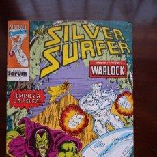 Cómics: COMICS FORUM. THE SILVER SURFER. Nº 9. Lote 275566708