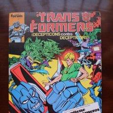 Cómics: RETAPADO COMICS FORUM. TRANSFORMERS. DEL Nº 41 AL 45.. Lote 275567948