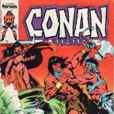 Cómics: CONAN EL BARBARO Nº 61 - FORUM - ESTADO NORMAL - SUB02Q. Lote 275569598