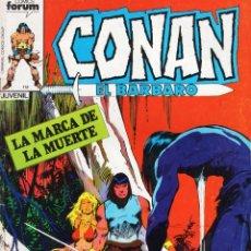 Cómics: CONAN EL BARBARO Nº 54 - FORUM - ESTADO NORMAL - SUB02Q. Lote 275591193