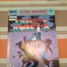 Cómics: CAPITAN AMERICA EXTRA DE INVIERNO TACTICA VON STRUCKER 3º PARTE- FORUM MARVEL COMIC PEDIDO MINIMO 3€. Lote 275838083