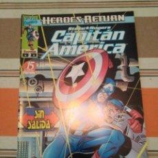 Cómics: CAPITAN AMERICA 2 HEROES RETURN - FORUM MARVEL COMIC PEDIDO MINIMO 3€. Lote 275838238