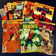Cómics: LOTE DE SPIDERMAN EN MARVEL HEROES FORUM ( VER NUMERACIÓN ) EXCELENTE ESTADO. Lote 275867743